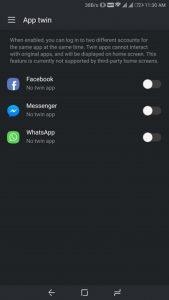 فعالکردن قابلیت برنامه دوگانه در گوشیهای هواوی با رابط کاربری EMUI 5