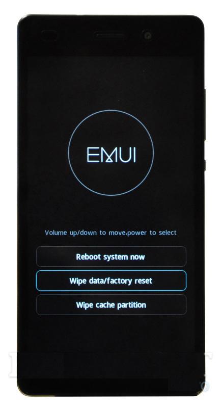 ریکاوری مد گوشی Huawei Y3 2017