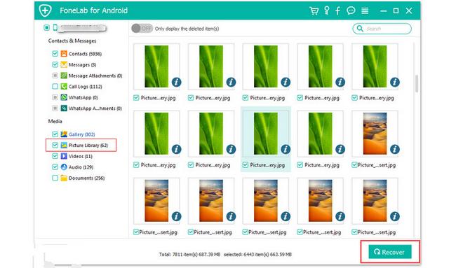 ریکاوری اطلاعات گوشی هواوی Nova 3e در ویندوز